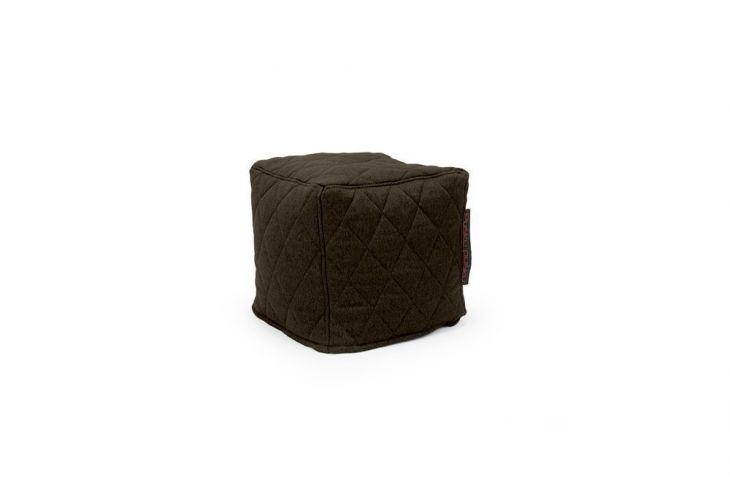 Sitzsack Bezug Up! Quilted Nordic Chocolate