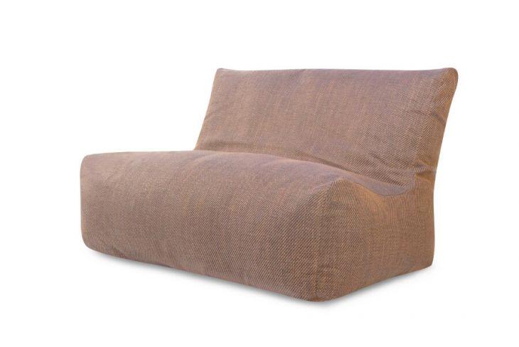 Sitzsack Sofa Seat Sideway Bronze