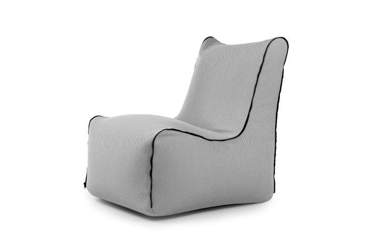 Sėdmaišis Seat Zip Canaria Grey