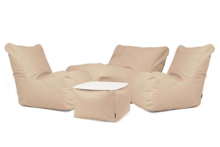 Kott-tooli komplekt - Cheerful OX Beige