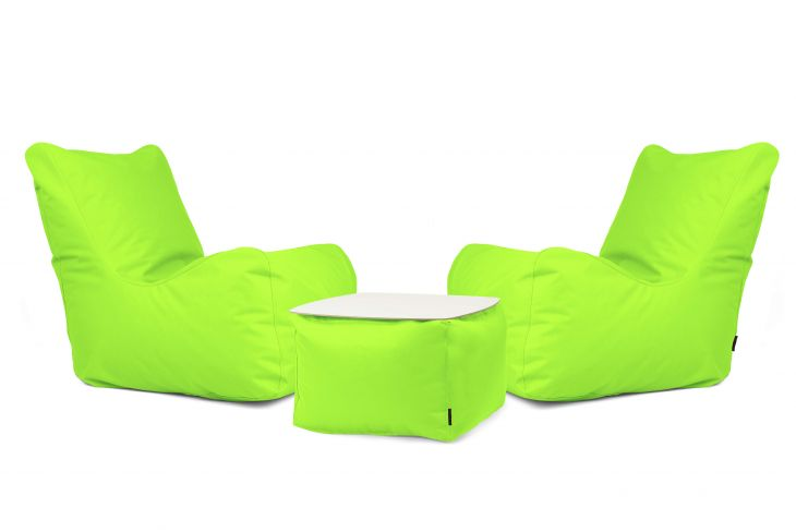 Sitzsack Set - Lucky OX Kiwi