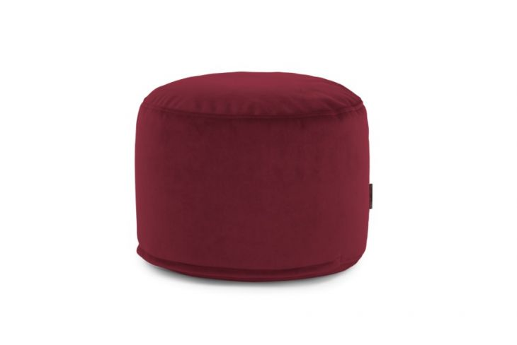 Pufas Mini Barcelona Bordo