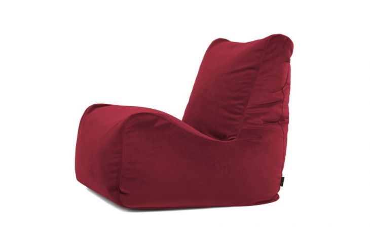 Bean bag Seat Barcelona Bordo