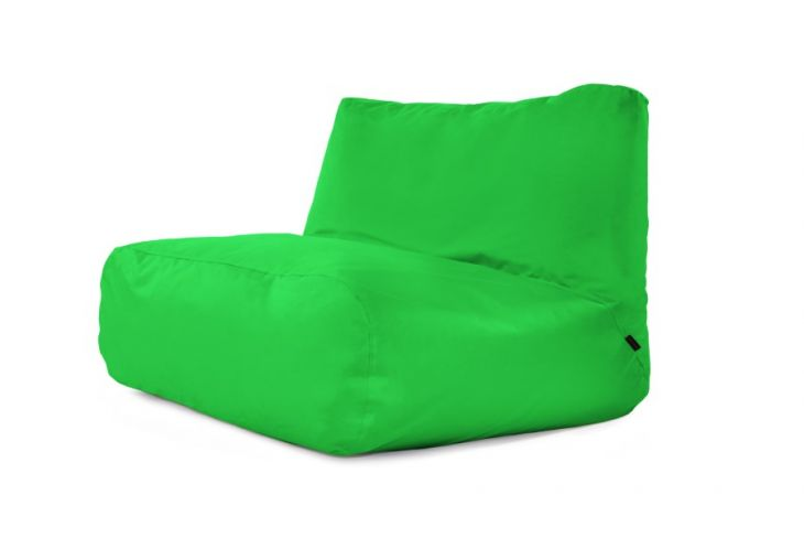 Sitzsack Sofa Tube OX Apfelgrün