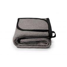 Dvieļi Large Beach Towel for Sunbed 90 Grey