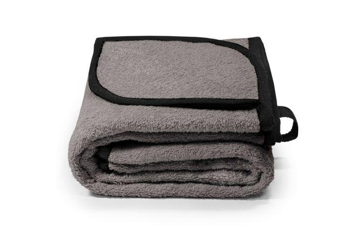 Rankšluostis Large Beach Towel for Sunbed Grey