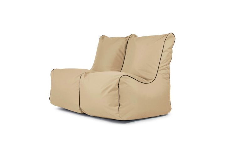 Kott-tooli komplekt - Set Seat Zip 2 Seater OX Beige