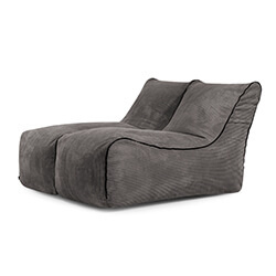 Set - Lounge Zip 2 Seater Waves