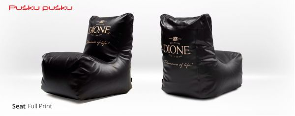 Full print on DIONE bean bag