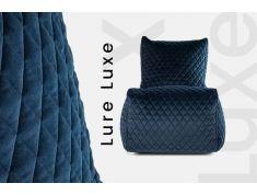 UUS! Lure Luxe - stiilsed ja võluvad veluurist kott-toolid