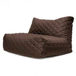 Bean bag Sofa Tube Quilted Nordic
