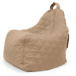 Bean bag Play Quilted Nordic